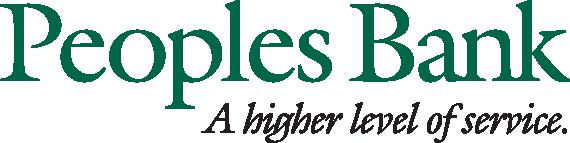Sponsor logo - Peoples Bank