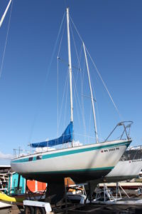 Kailana sailboat - boat donation program