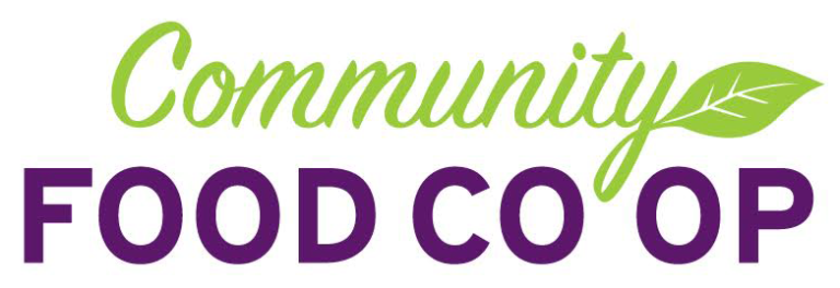 Sponsor logo - Community Food Coop