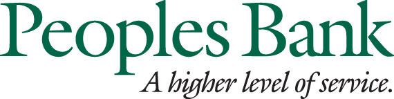Sponsor logo - Peoples Bank
