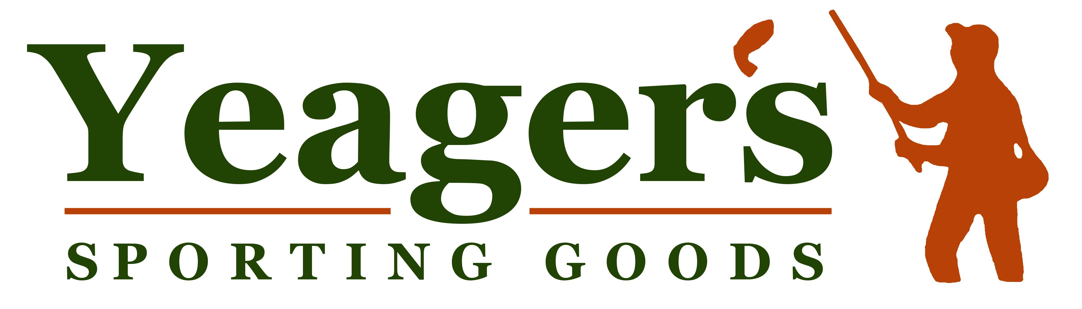 Sponsor logo - Yeager's