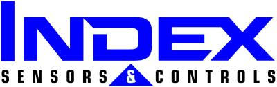 index sensors and control logo
